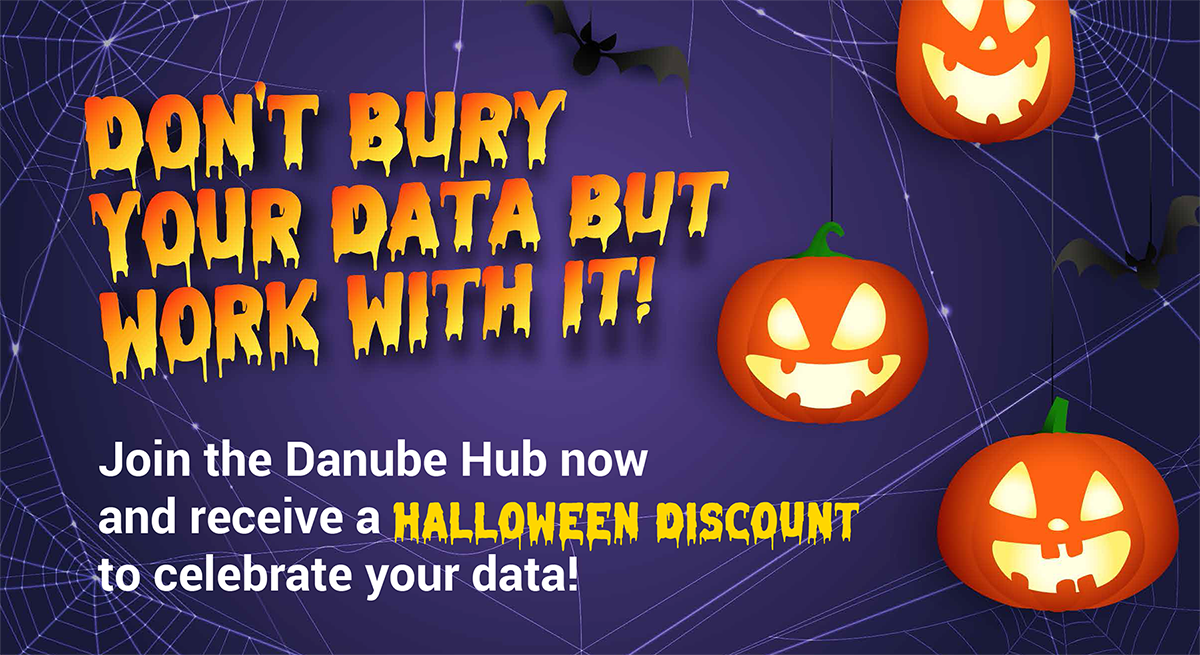 Don't bury your data but work with it!
